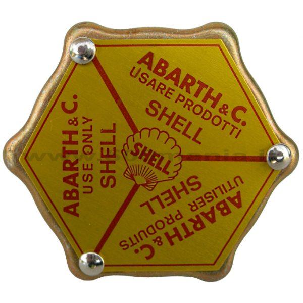 Tappo olio Abarth