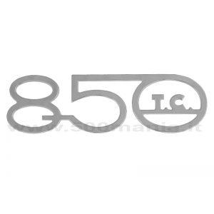 Scritta Abarth 850 TC
