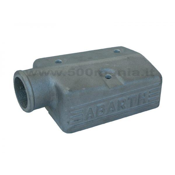 Coperchio Abarth per carburatore Weber 30 DIC