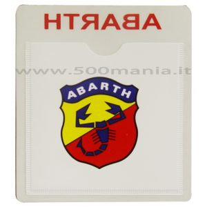 Porta assicurazione Abarth