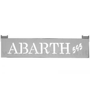 Alzacofano Abarth 595