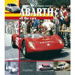 ABARTH ALL THE CARS (English text)