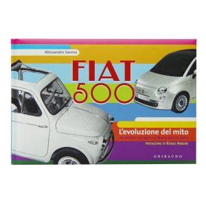FIAT 500 L'EVOLUZIONE DEL MITO