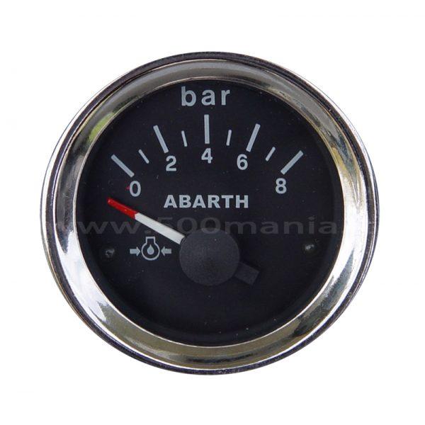 Pressione olio Ø  52 mm