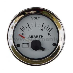 Voltmetro Ø 52 mm