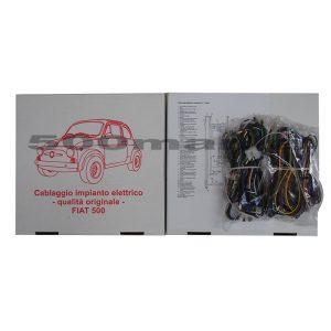 Cablaggio elettrico - ALTA QUALITA' - Fiat 500 D