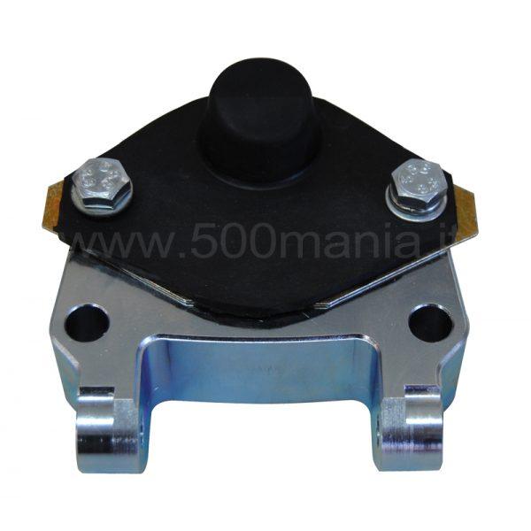 Supporto motore in acciaio per Fiat 500 D/F/L