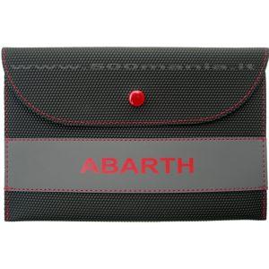 Porta documenti Abarth