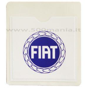 Porta assicurazione Fiat