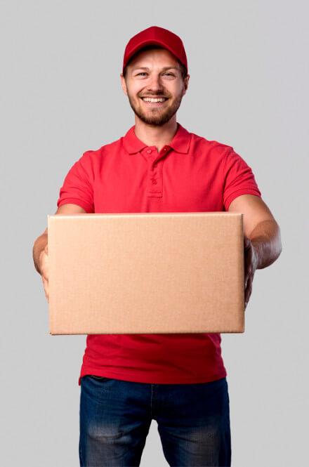 Spedizioni e consegna prodotti 500mania